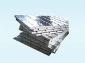 地源科技 铝箔地暖模块 1.6cm 2.5cm 3cm